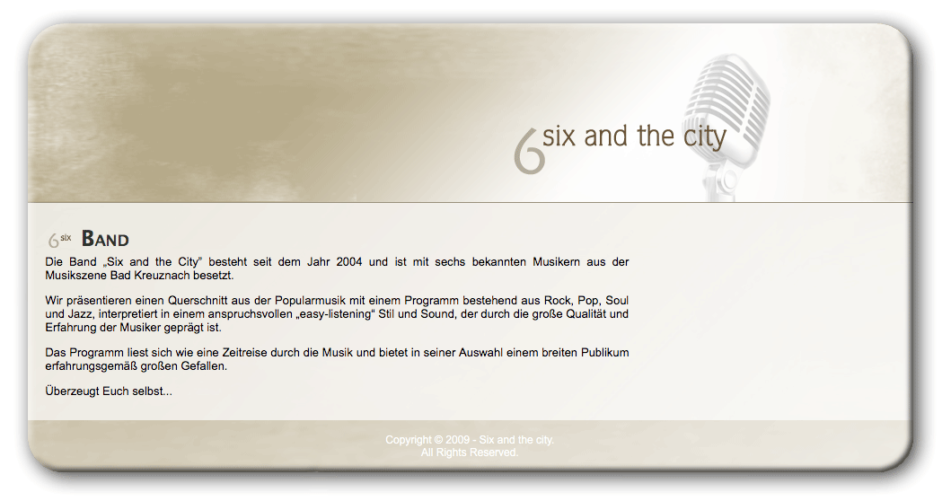 Six and the city - Bad Kreuznach